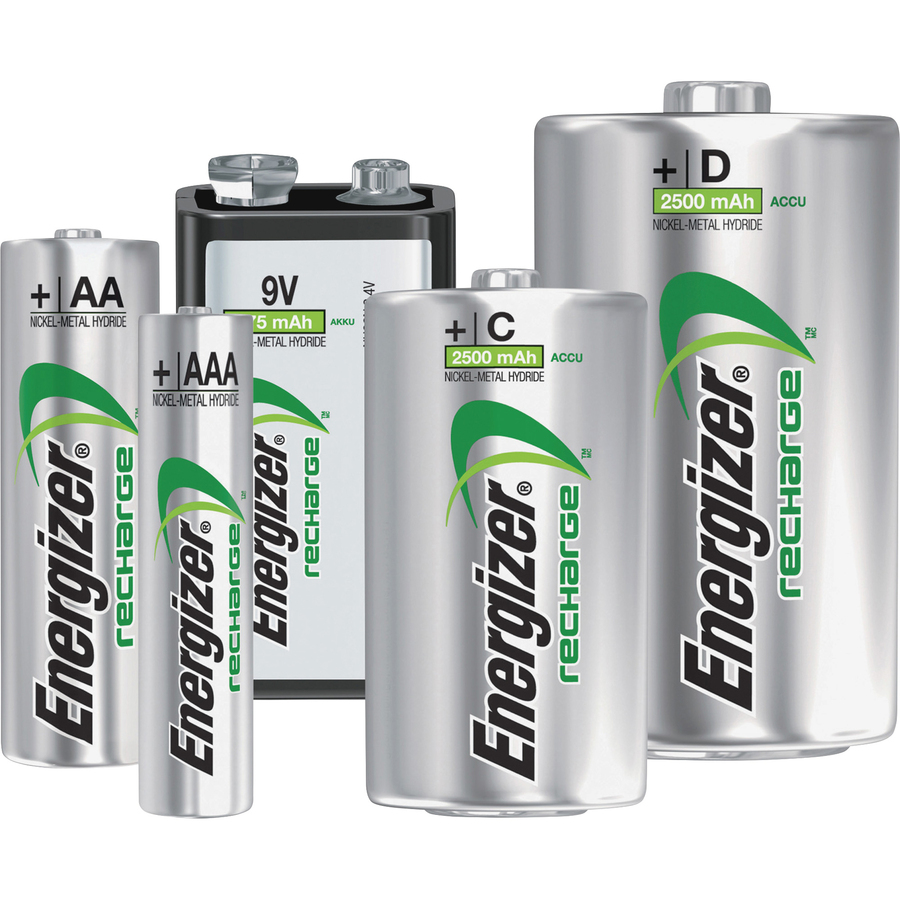 energizer rechargeable battery charger instructions
