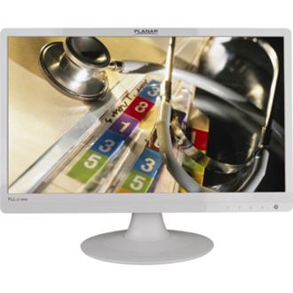 "Planar PLL2210MW 22"" Full HD LED LCD Monitor - 16:9 - White_subImage_2"