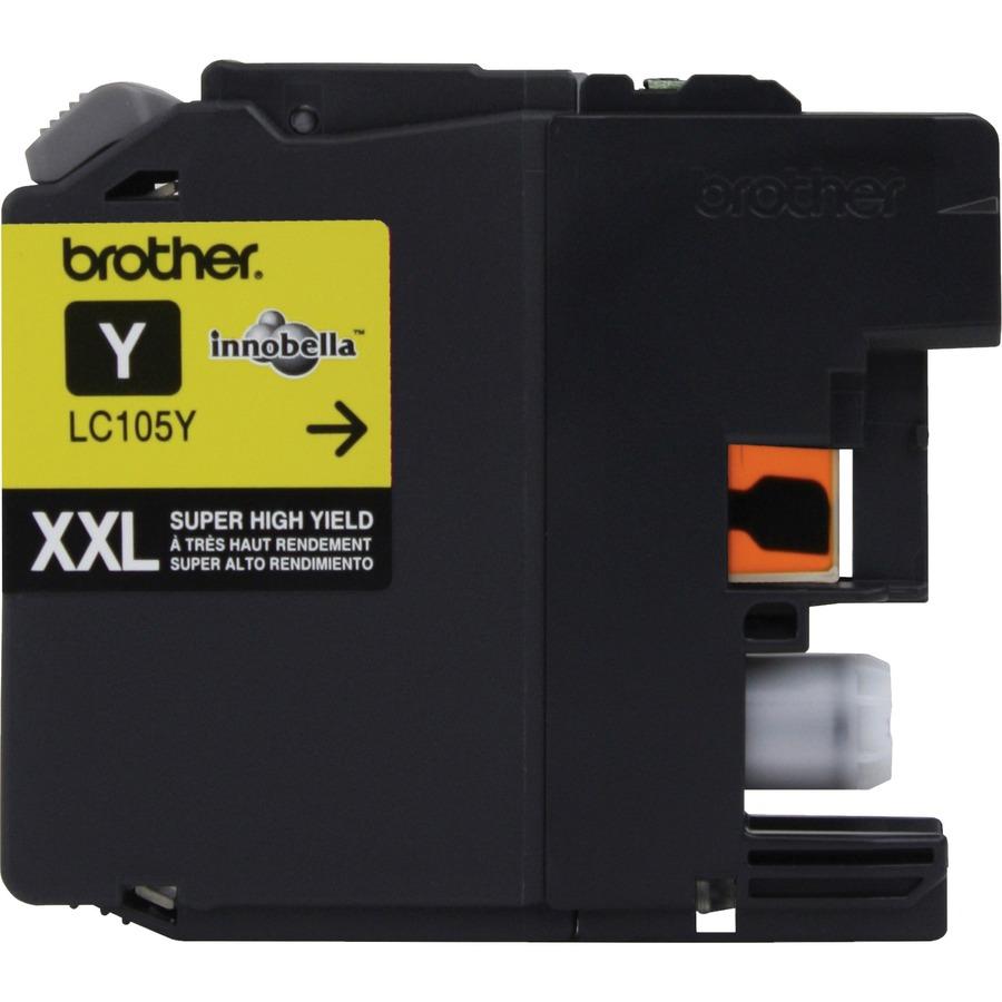 Brother Innobella LC105Y Ink Cartridge
