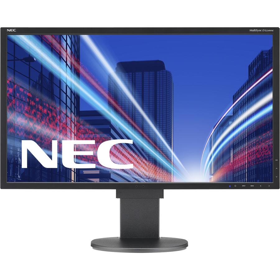 "NEC Display MultiSync EA224WMi 22"" Full HD LED LCD Monitor - 16:9 - Black_subImage_2"