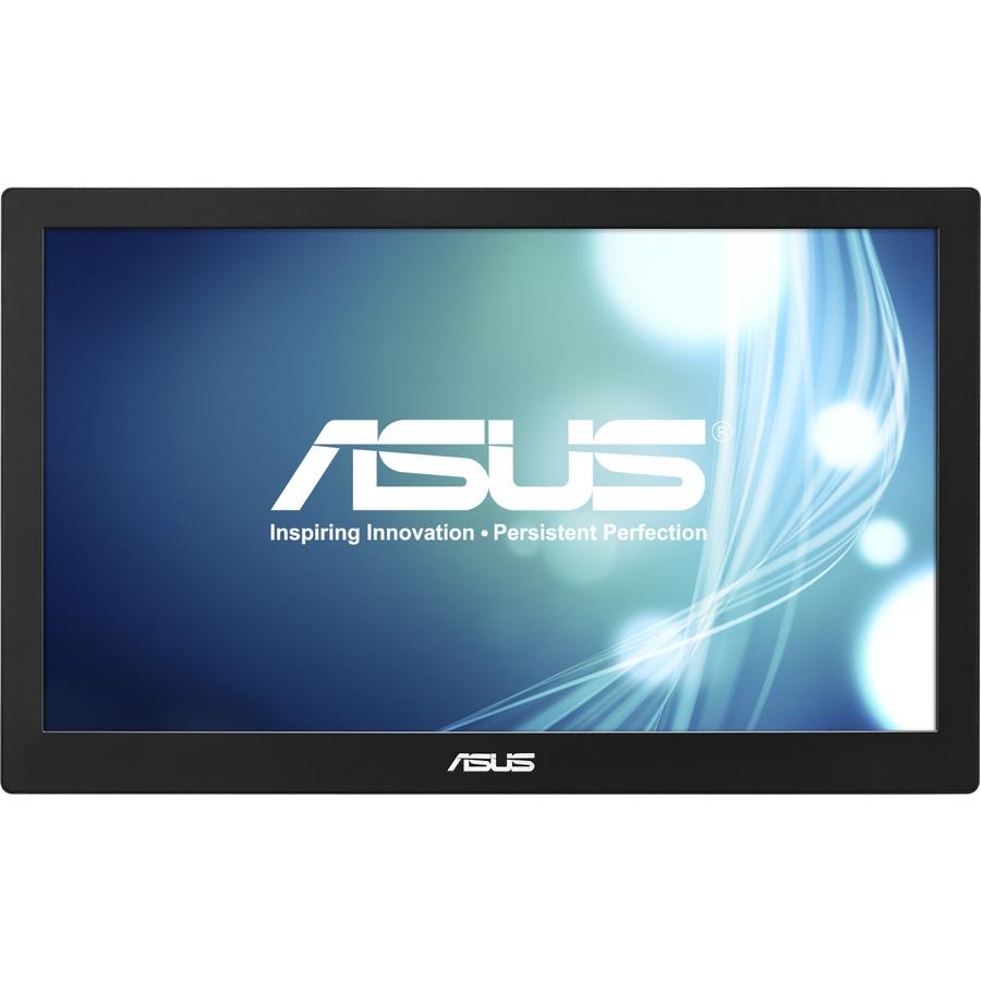 """Asus MB168B 15.6"""" HD LED LCD Monitor - 16:9 - Black, Silver_subImage_2"""