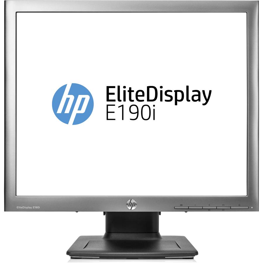 """HP Elite E190i 18.9"""" SXGA LED LCD Monitor - 5:4 - Black_subImage_2"""