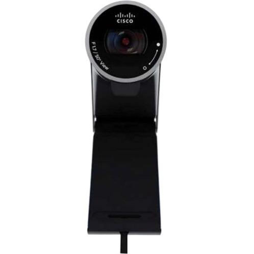 Cisco TelePresence PrecisionHD Webcam - Remanufactured - 30 fps - USB - 1 Pack(s)_subImage_2