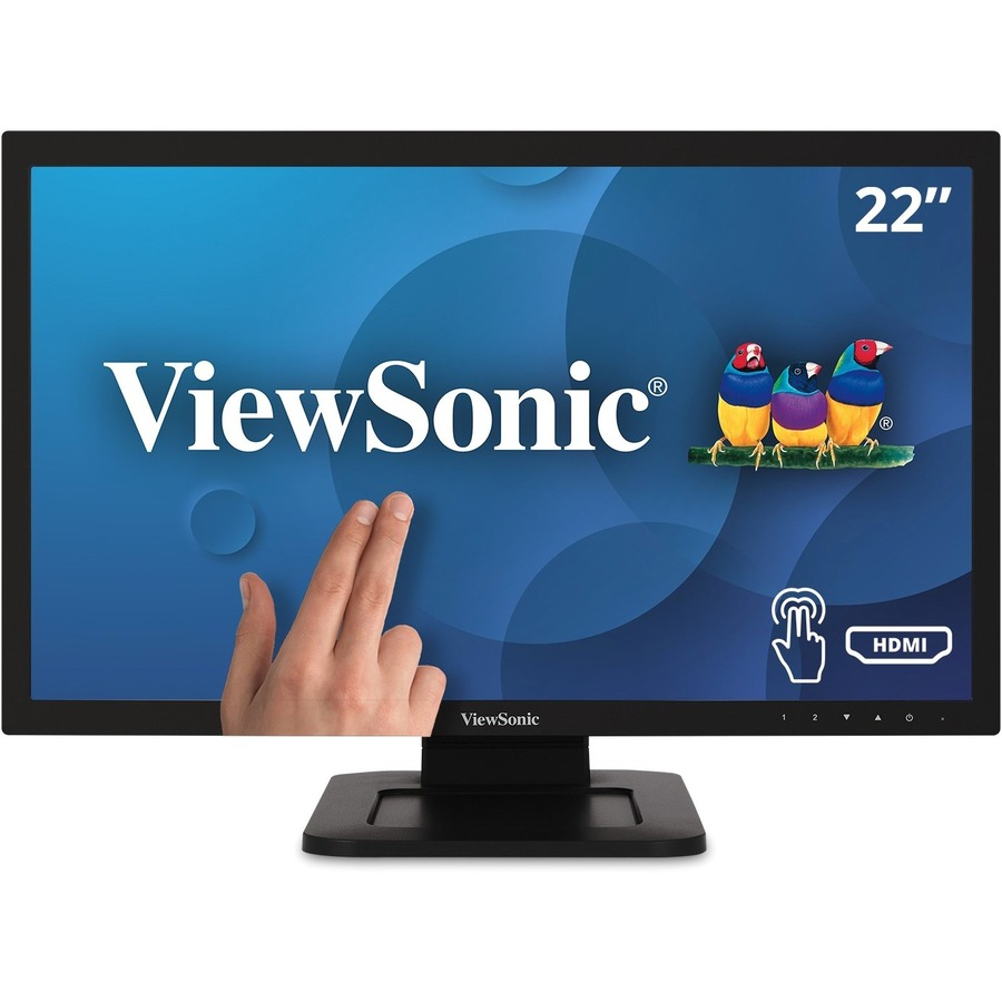"""Viewsonic TD2210 22"""" LCD Touchscreen Monitor - 16:9 - 5 ms_subImage_2"""