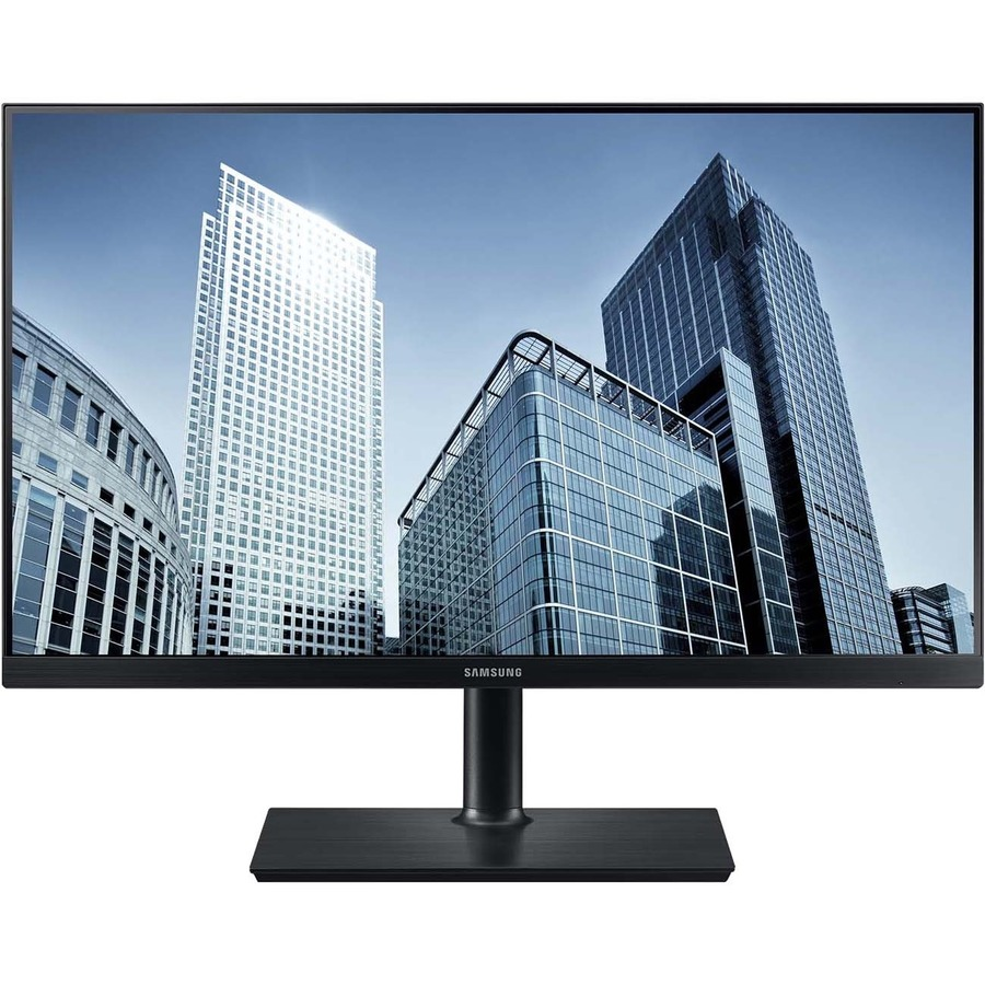 "Samsung S24H850QFN 23.8"" WQHD LED LCD Monitor - 16:9 - Black_subImage_3"