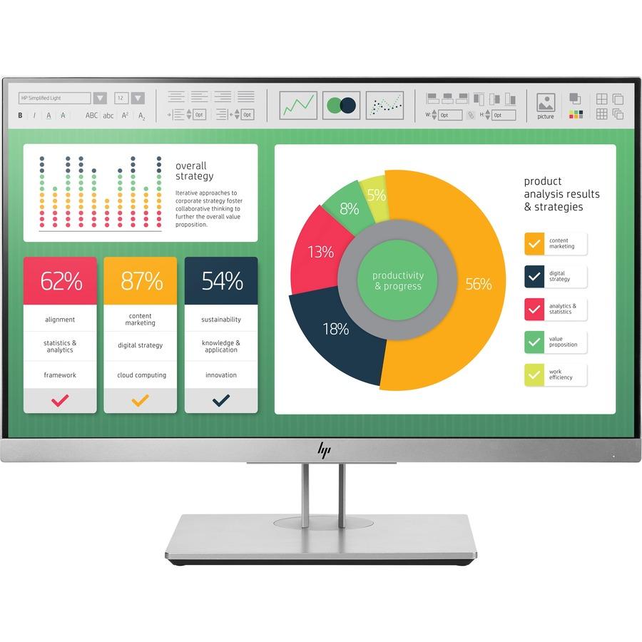 "HP Business E223 21.5"" Full HD LED LCD Monitor - 16:9_subImage_2"
