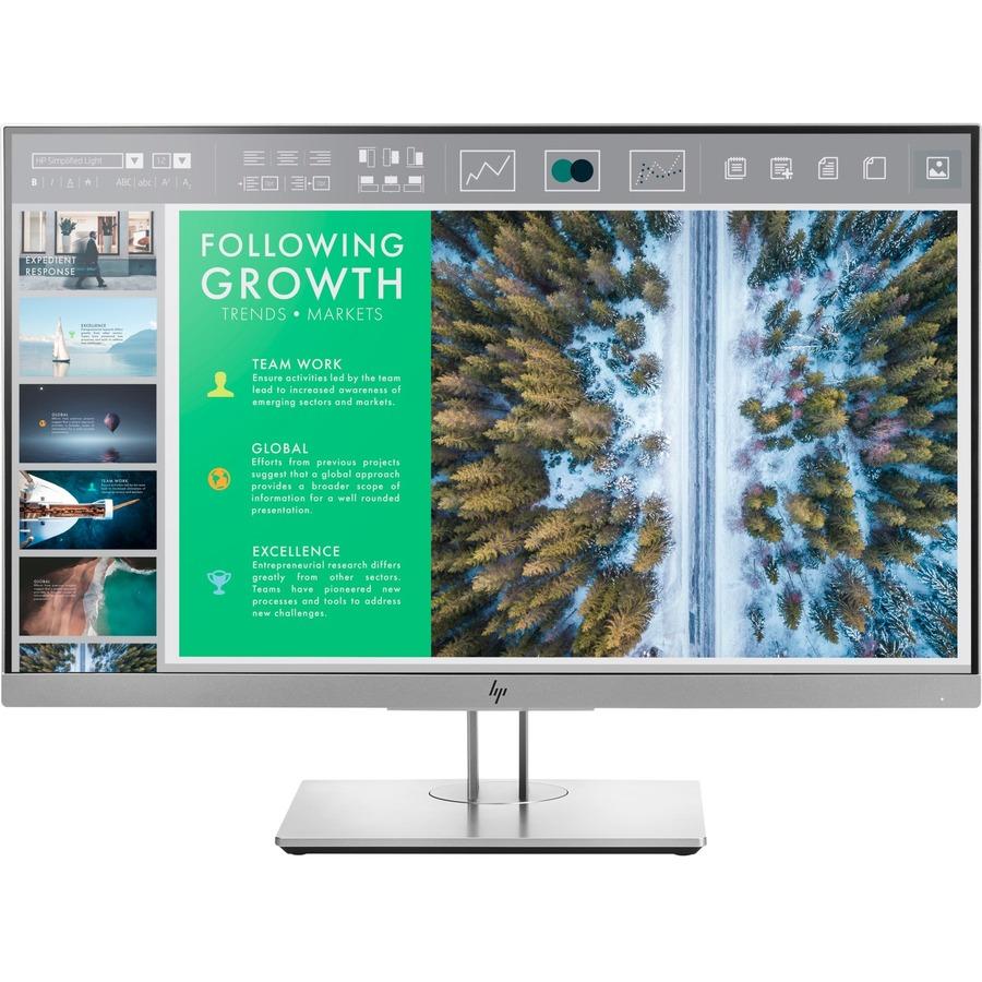 "HP Business E243 23.8"" Full HD LED LCD Monitor - 16:9_subImage_2"