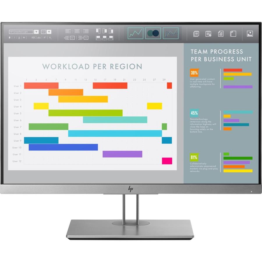 """HP Business E243i 24"""" WUXGA LED LCD Monitor - 16:10_subImage_2"""