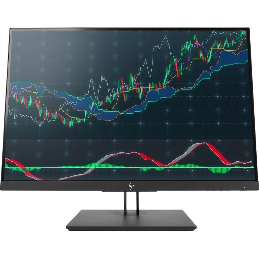 "HP Z24n G2 24"" WUXGA LED LCD Monitor - 16:10 - Black_subImage_2"