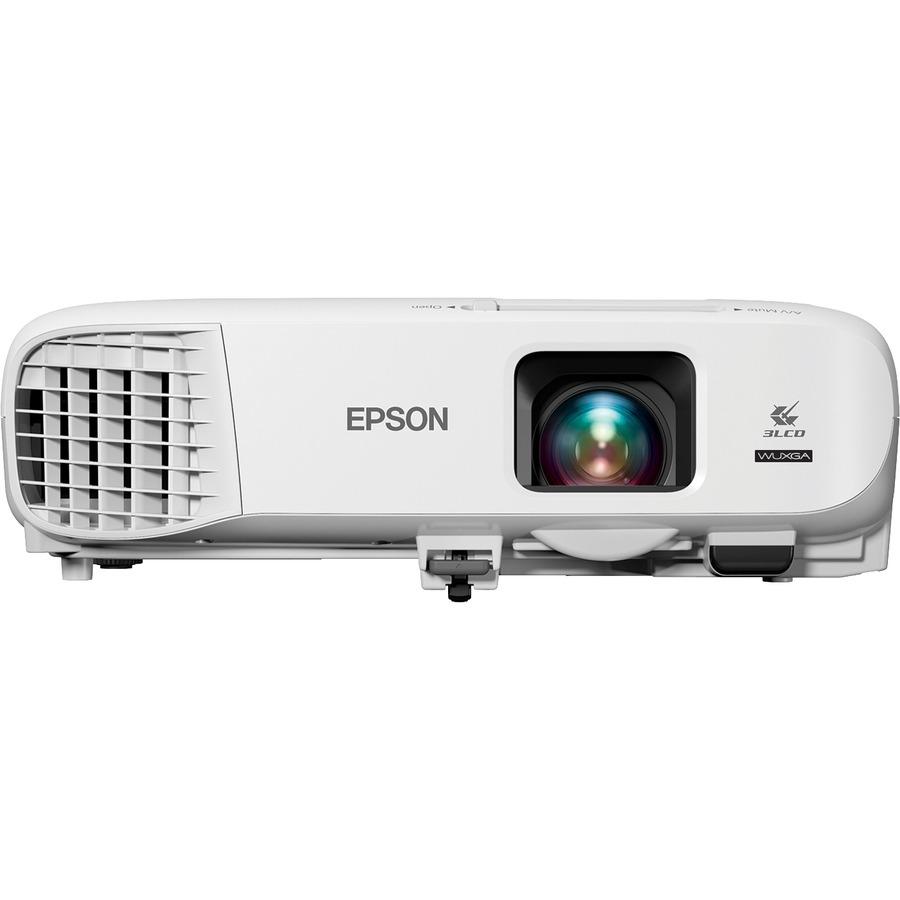 Epson PowerLite 990U LCD Projector - 16:10_subImage_2