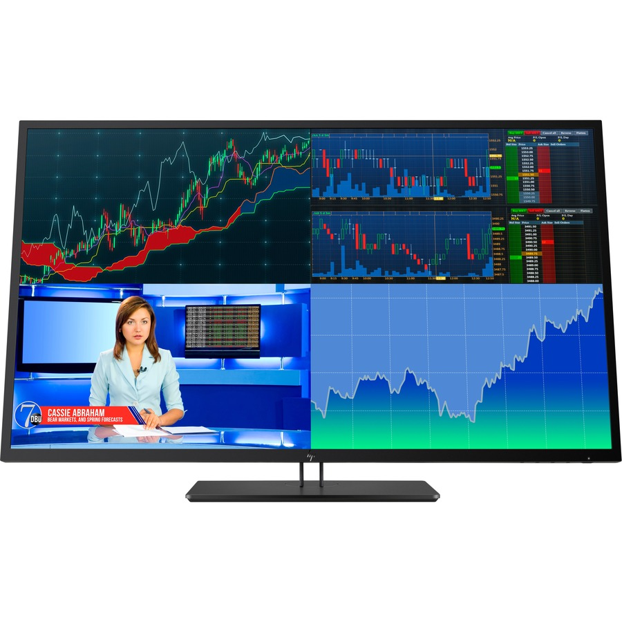 """HP Business Z43 42.5"""" 4K UHD LED LCD Monitor - 16:9 - Black Pearl_subImage_3"""