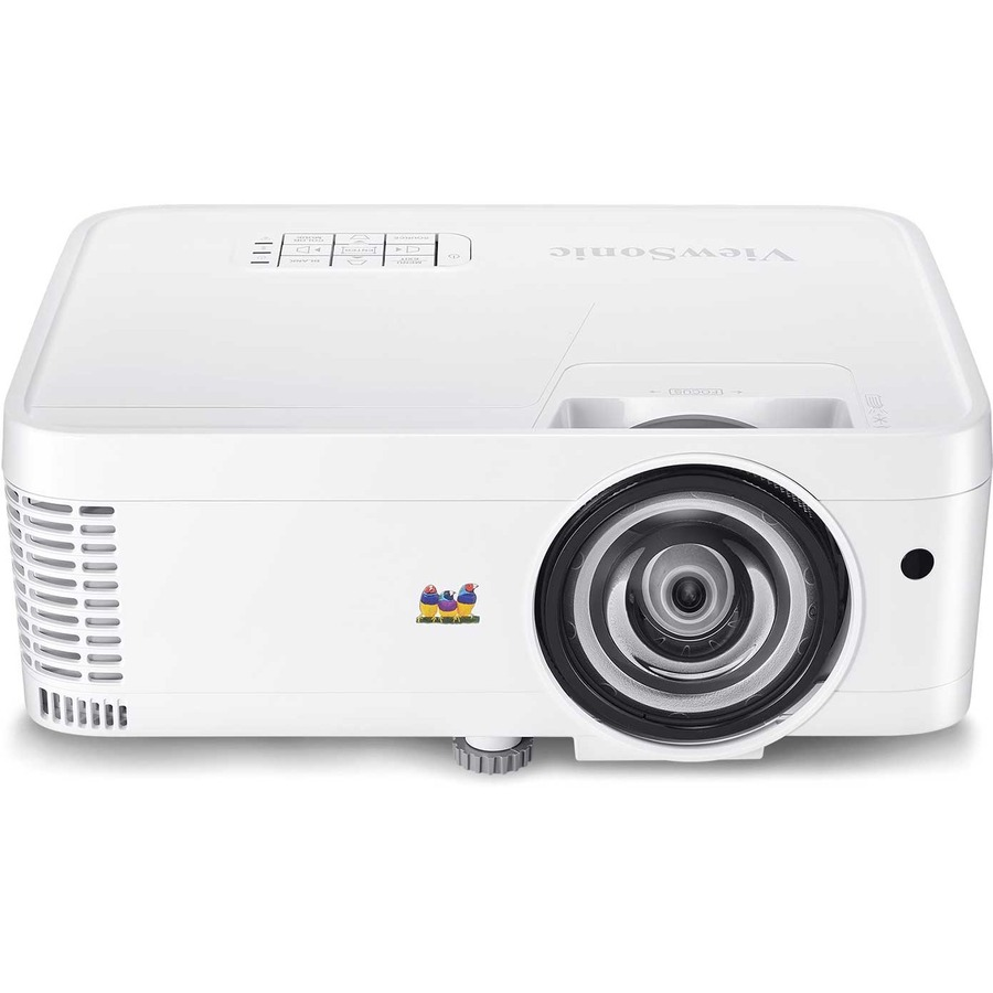 Viewsonic PS600X 3D Ready Short Throw DLP Projector - 4:3_subImage_3