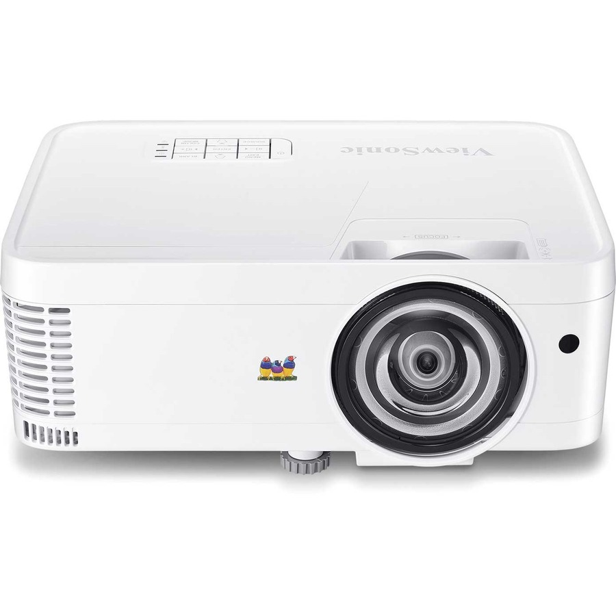 Viewsonic PS501W 3D Ready Short Throw DLP Projector - 16:10_subImage_3