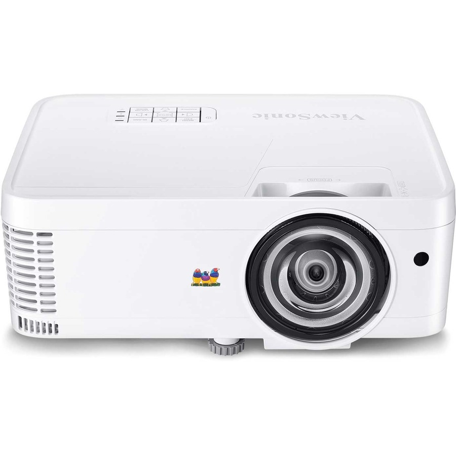 Viewsonic PS600W 3D Ready Short Throw DLP Projector - 16:10_subImage_3