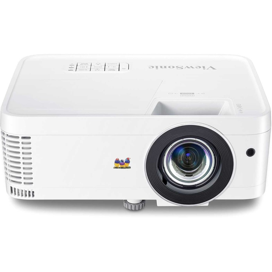 Viewsonic PX706HD 3D Ready Short Throw DLP Projector - 16:9_subImage_2
