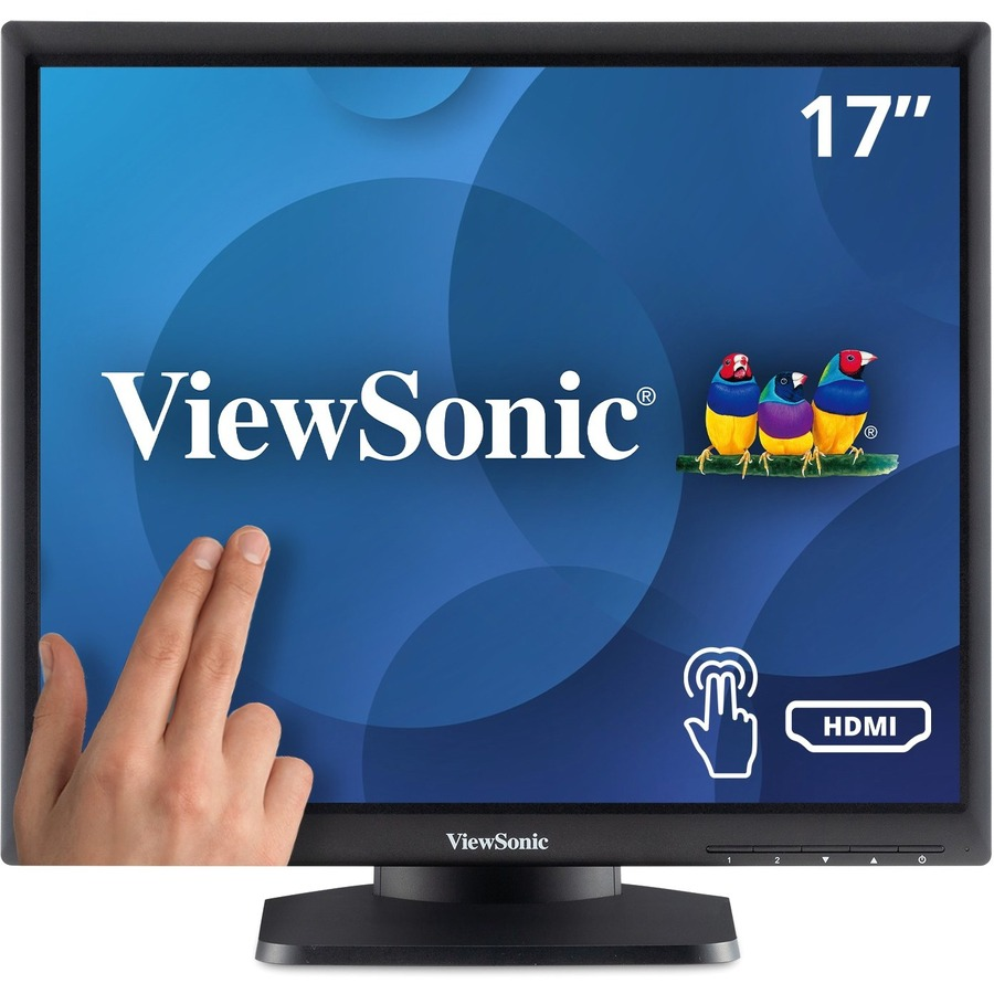 """Viewsonic TD1711 17"""" LCD Touchscreen Monitor - 5:4 - 5 ms GTG_subImage_3"""