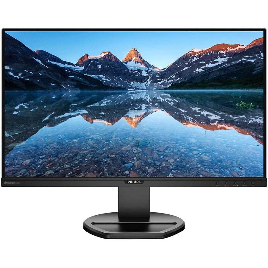 "Philips B-Line 252B9 25"" WUXGA WLED LCD Monitor - 16:10 - Textured Black_subImage_3"