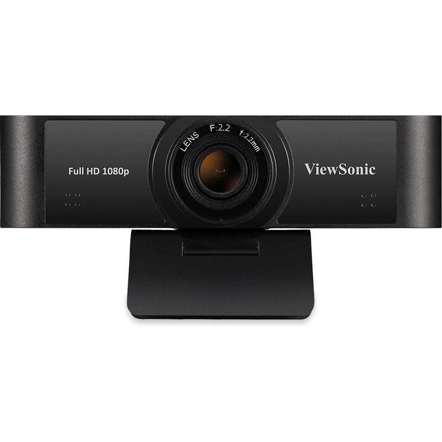 Viewsonic Webcam - 2.1 Megapixel - 30 fps - Black - USB 2.0_subImage_2