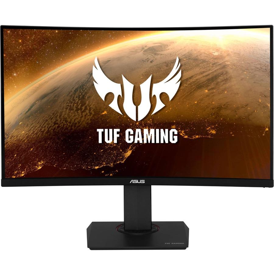 "TUF Gaming VG32VQ 31.5"" WQHD Curved Screen WLED Gaming LCD Monitor - 16:9 - Black_subImage_3"