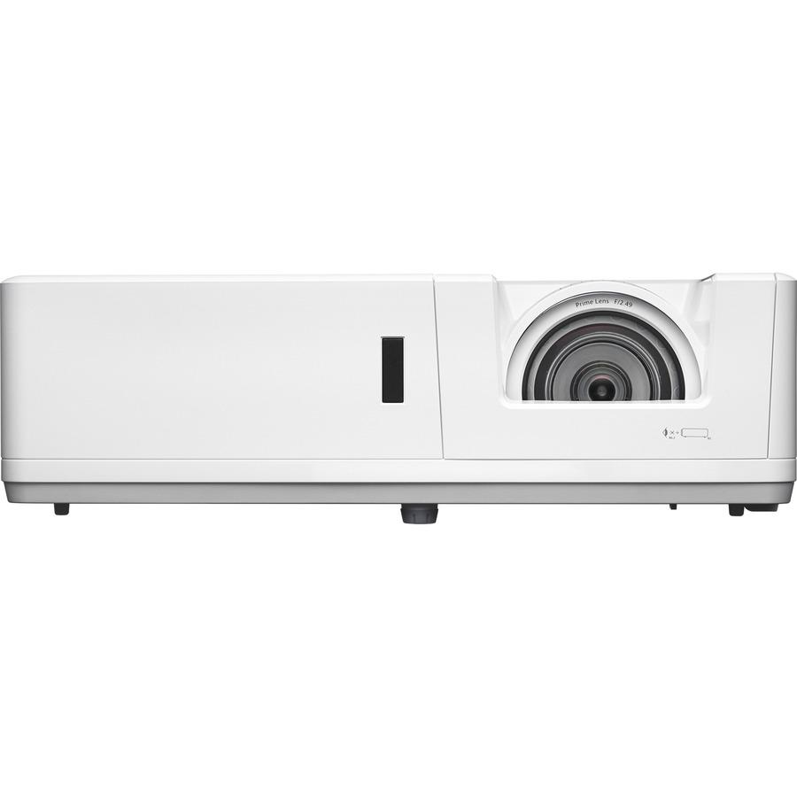 Optoma ProScene ZU606TST-W 3D Ready Short Throw DLP Projector - 16:10 - White_subImage_3