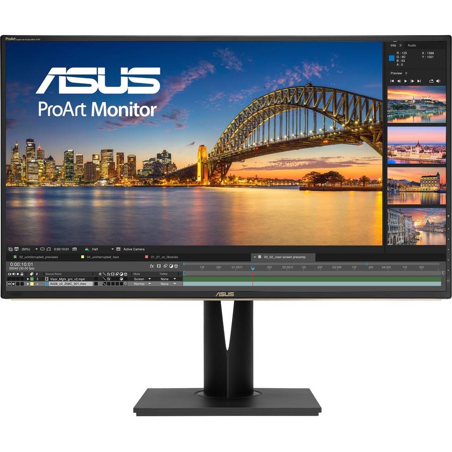 "Asus ProArt PA329C 32"" 4K UHD LED LCD Monitor - 16:9 - Black_subImage_3"