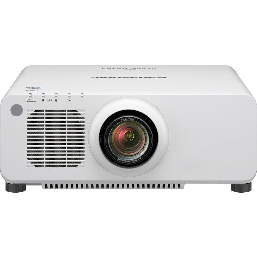 Panasonic SOLID SHINE PT-RZ660 DLP Projector - 16:10 - White_subImage_2