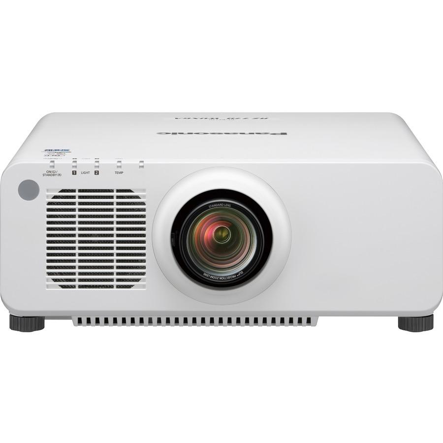Panasonic SOLID SHINE PT-RZ770L DLP Projector - 16:10 - White_subImage_2
