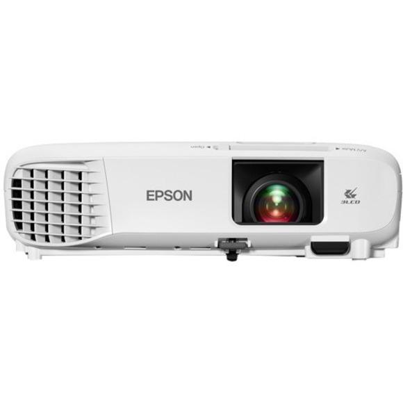 Epson PowerLite E20 LCD Projector - 4:3 - White_subImage_2