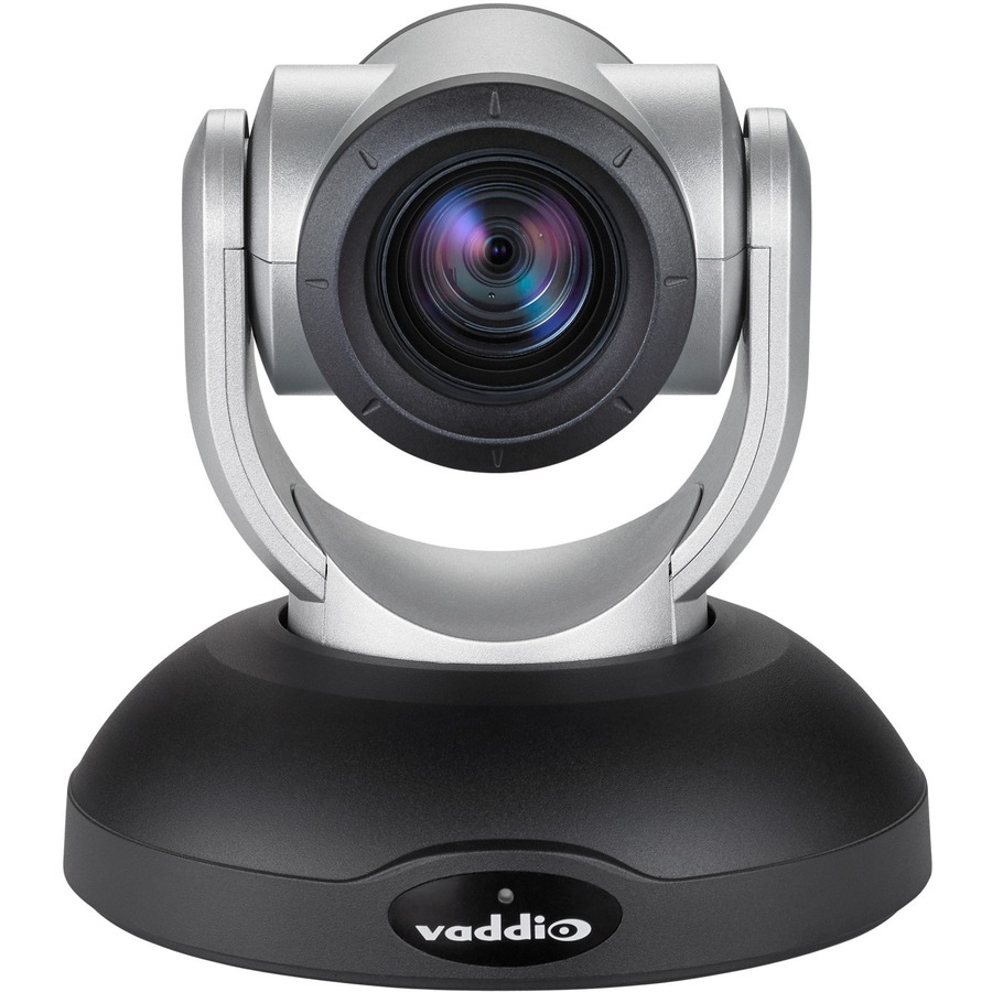 Vaddio RoboSHOT Video Conferencing Camera - 8.9 Megapixel - 30 fps - Silver, Black - TAA Compliant_subImage_2