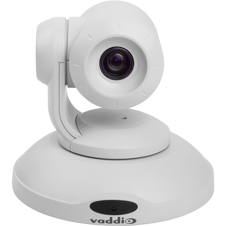 Vaddio ConferenceSHOT AV Video Conferencing Camera - 2.1 Megapixel - 60 fps - White - USB 3.0_subImage_2