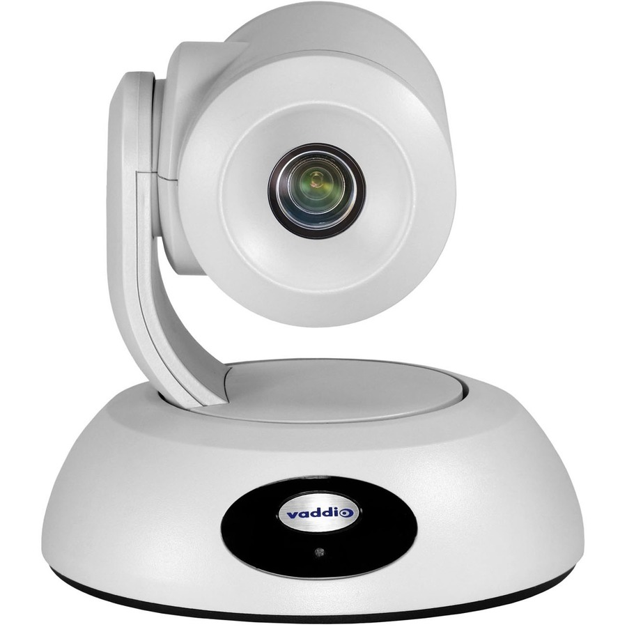 Vaddio RoboSHOT Elite Video Conferencing Camera - 8.5 Megapixel - 60 fps - White_subImage_2