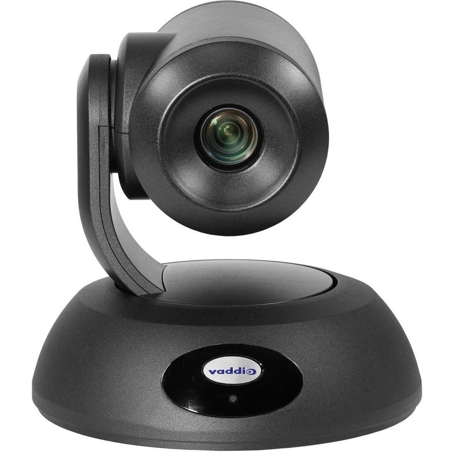 Vaddio RoboSHOT Elite Video Conferencing Camera - 8.5 Megapixel - 60 fps - Black - USB 3.0 - 1 Pack(s)_subImage_2
