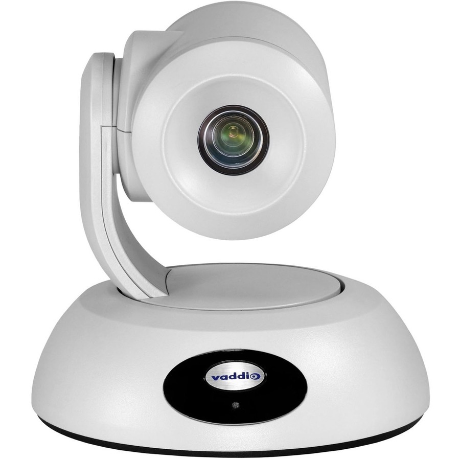 Vaddio RoboSHOT Elite Video Conferencing Camera - 8.5 Megapixel - 60 fps - White - USB 3.0 - 1 Pack(s)_subImage_2