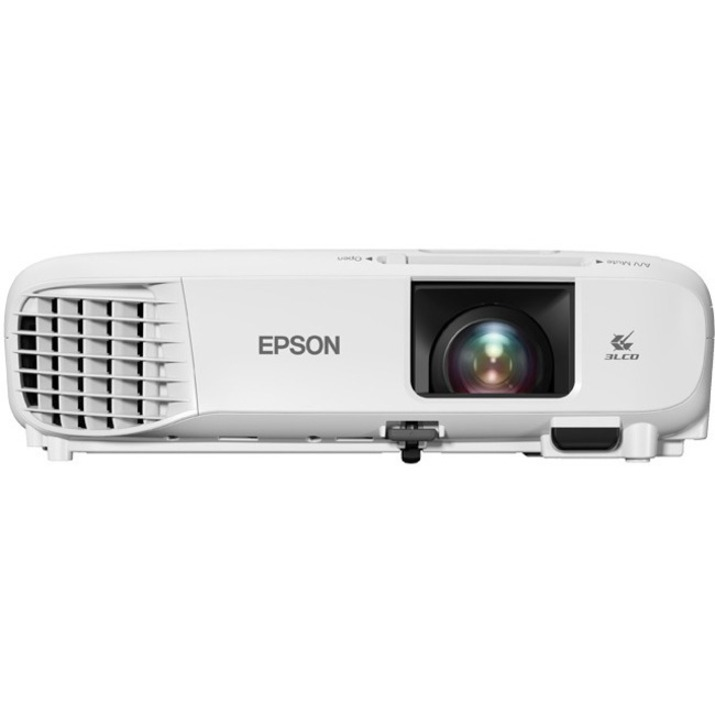 Epson PowerLite W49 LCD Projector - 16:10_subImage_2