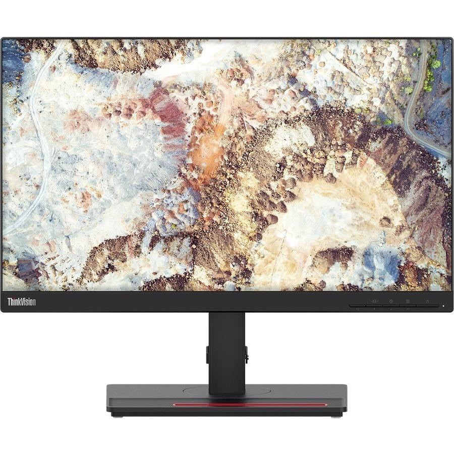 "Lenovo ThinkVision T22i-20 21.5"" Full HD LED LCD Monitor - 16:9 - Black_subImage_2"