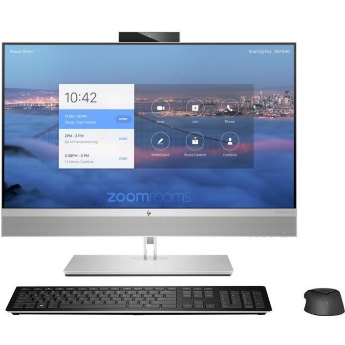 HP Collaboration G6 All-in-One 27 inch Touchscreen with Zoom Rooms_subImage_1