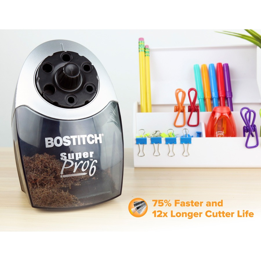 Bostitch Super Pro 6 Commercial Electric Pencil Sharpener