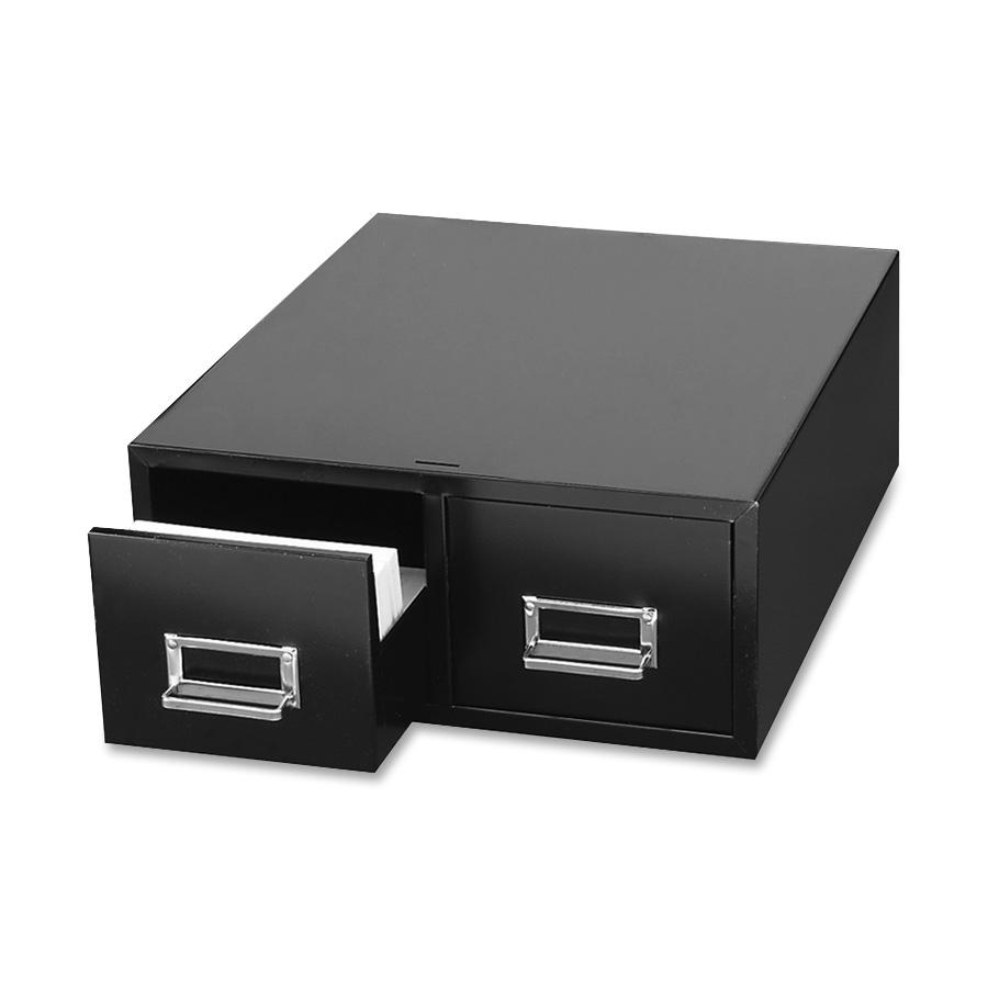 Steelmaster Card File Drawers Mmf263f3516dbla