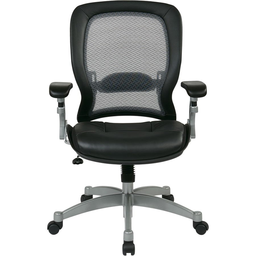 Office Star Space 3000 Professional Air Grid Back Managerial Mid ...