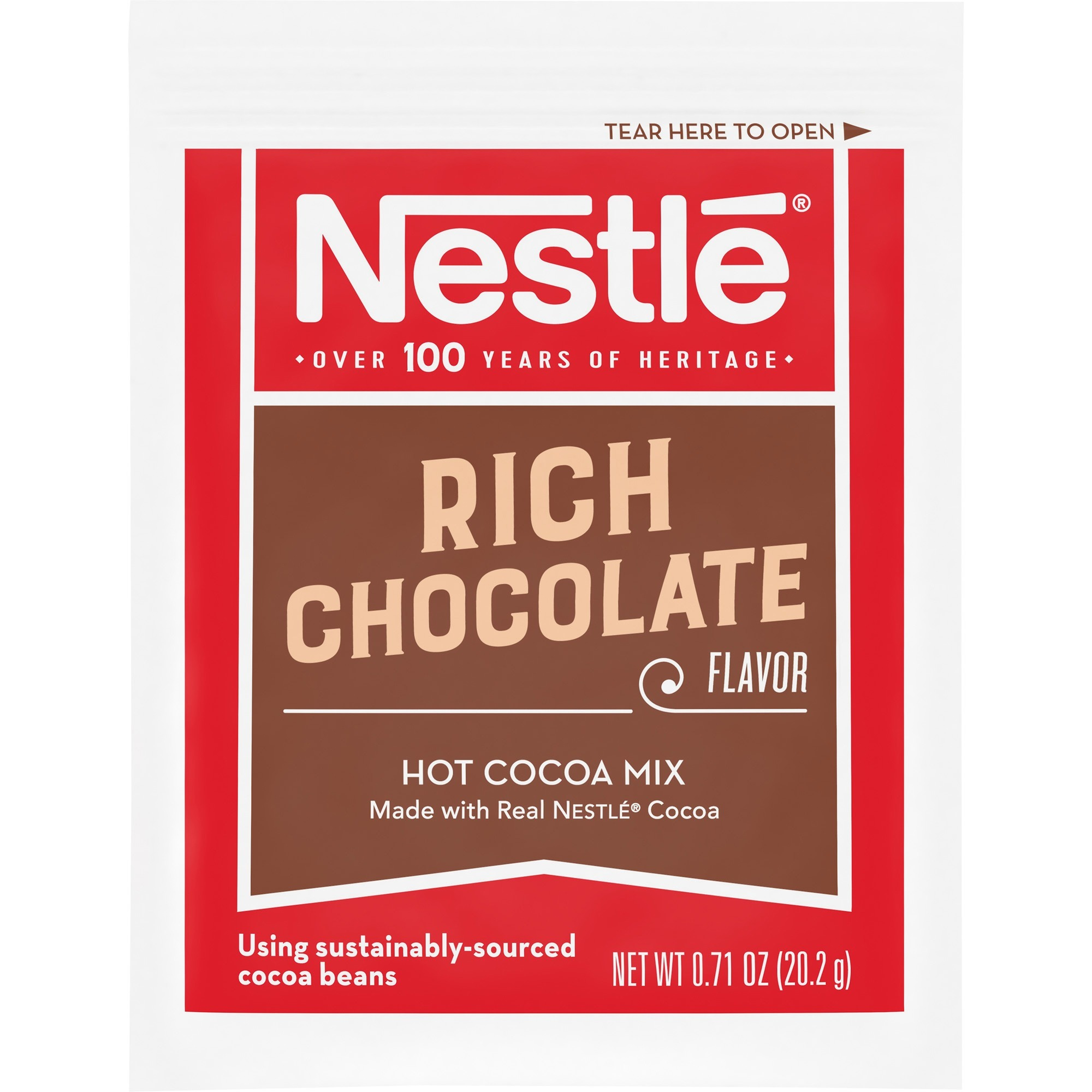 Nestle hot chocolate mix recipe
