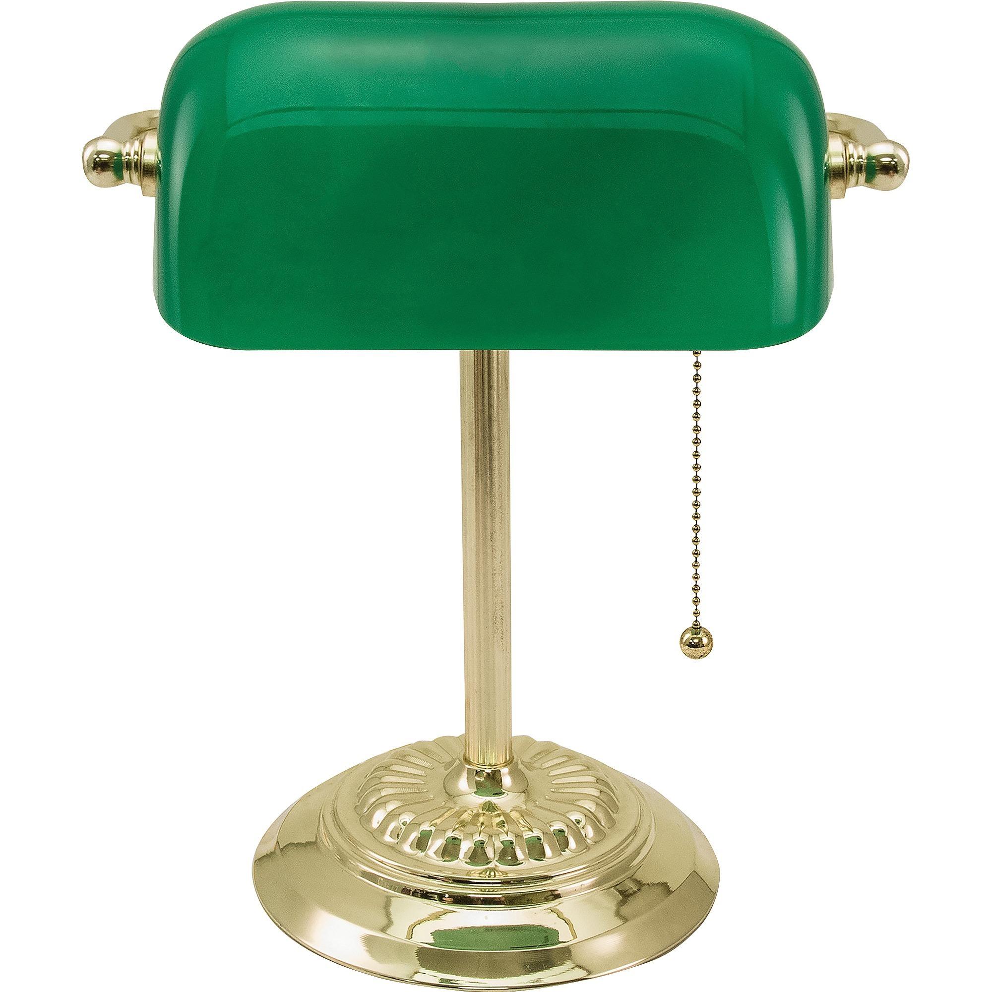 Ledu Traditional Banker S Lamps Ledl557br