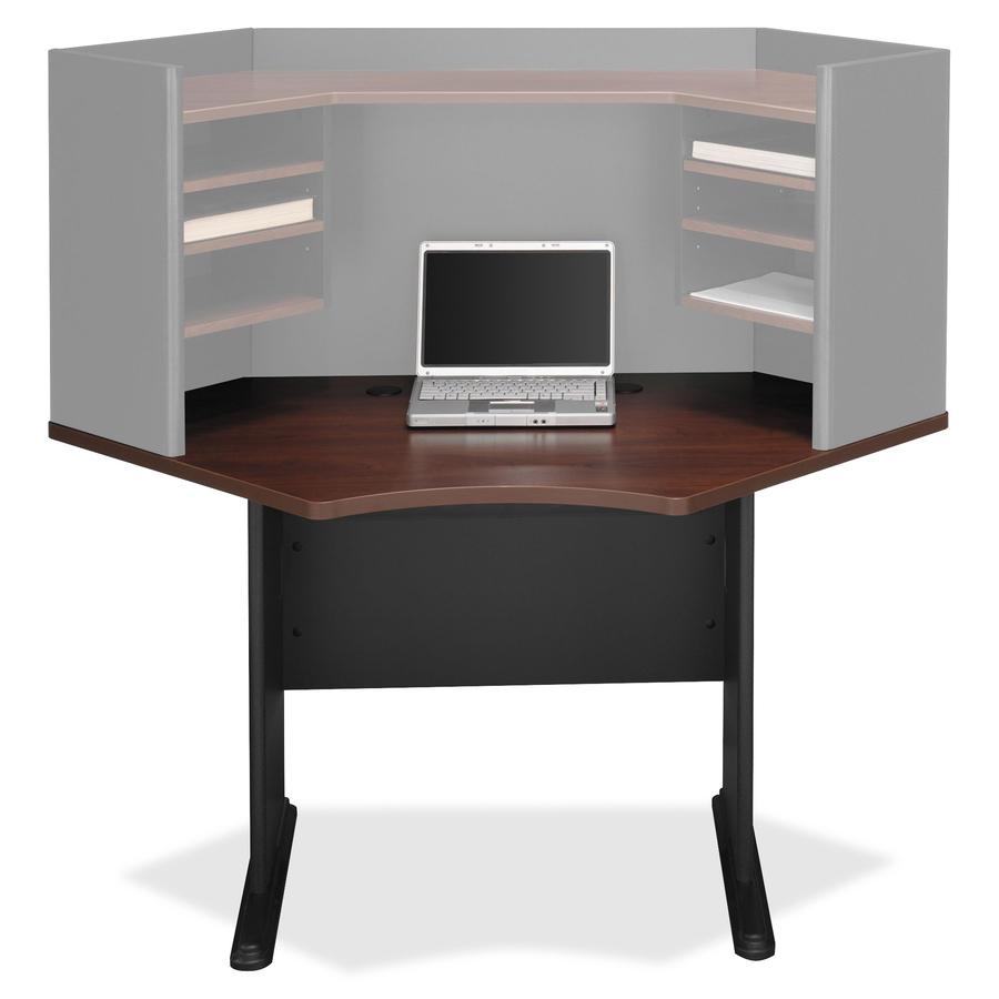 Bush business furniture series a 42w corner desk - Bush desk assembly instructions ...