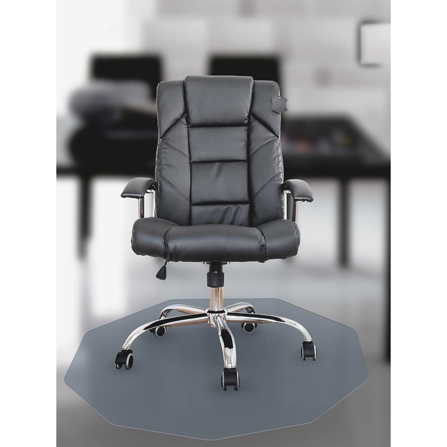 floortex ultimat 9 medium pile carpet chair mat office supply king