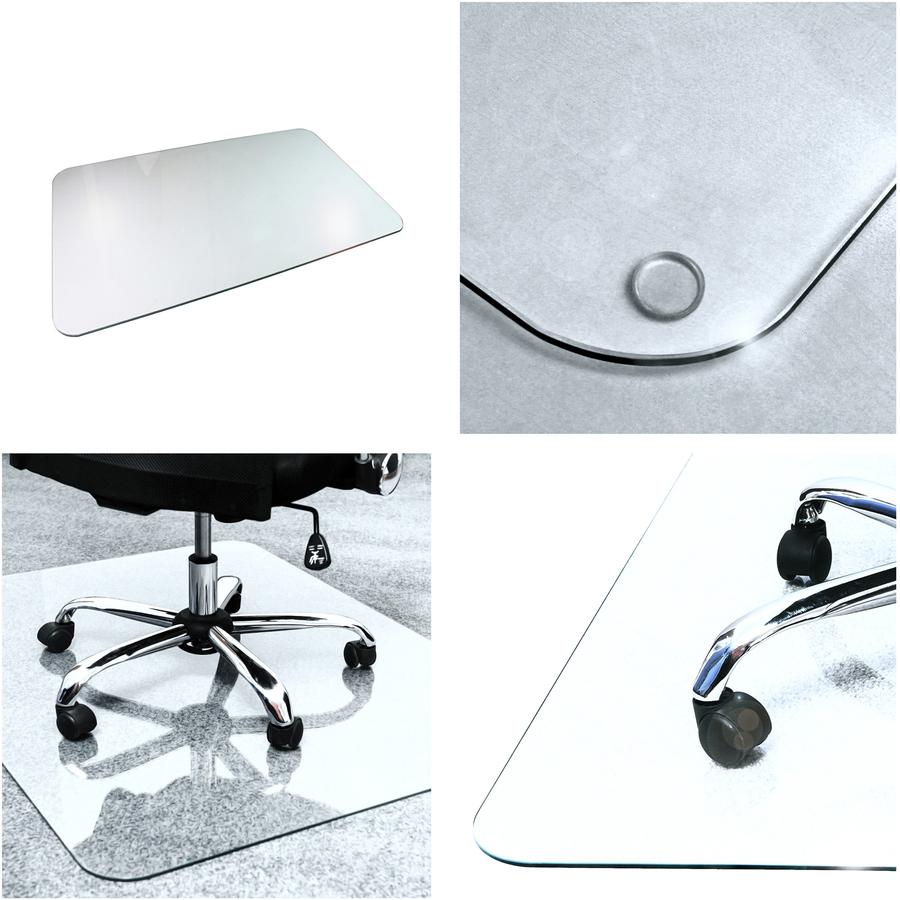 glass chair mat review 28 images glass floor mat gurus floor
