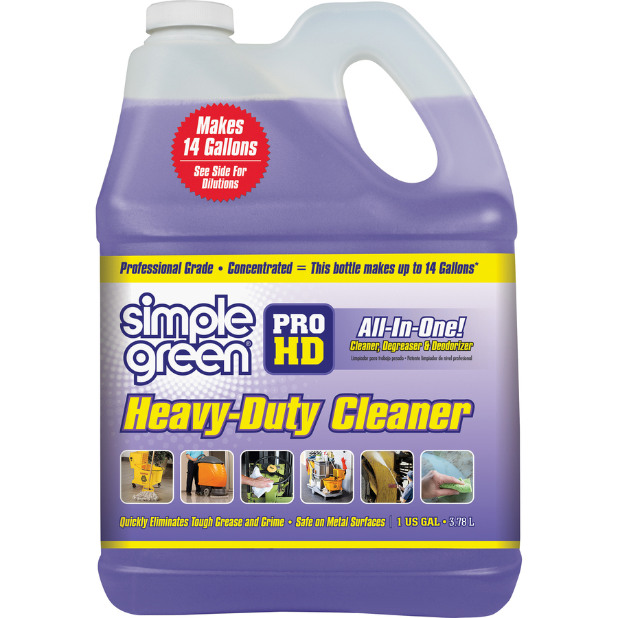 Simple Green Pro HD Heavy-Duty Cleaner & Degreaser