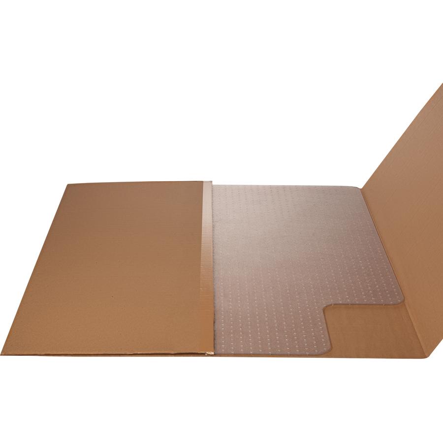 lorell 25752 lorell diamond anti static chair mat llr25752 llr