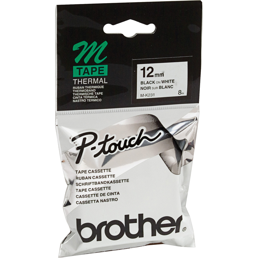 Brother M231 Lettering Tape