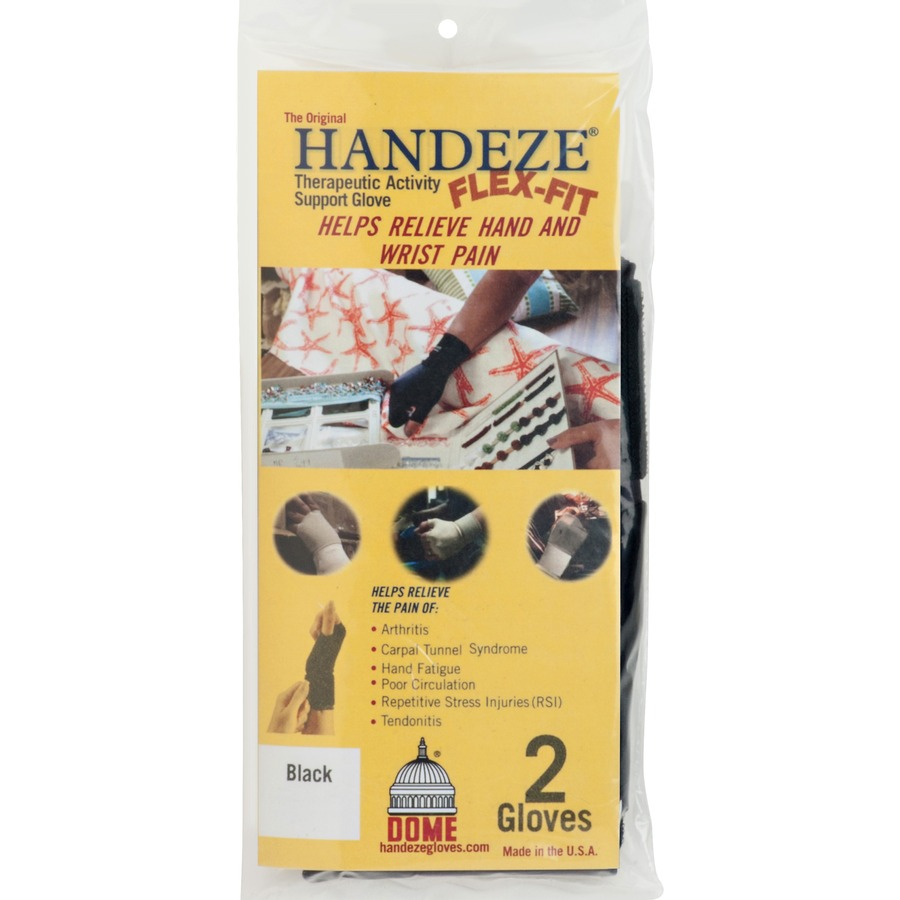 Dome Handeze Flex-fit Therapeutic Gloves