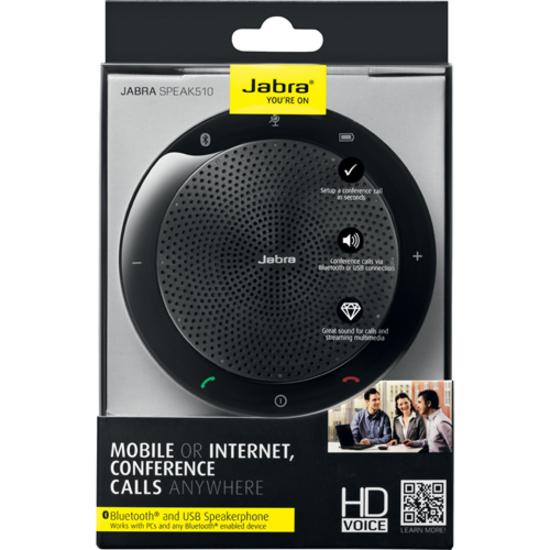 Jabra Speak 510 Portable Bluetooth Speaker System_subImage_3