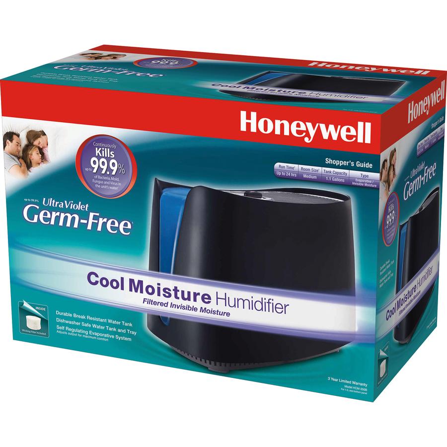 Honeywell Quietcare Germ Free Humidifier Hwlhc350b